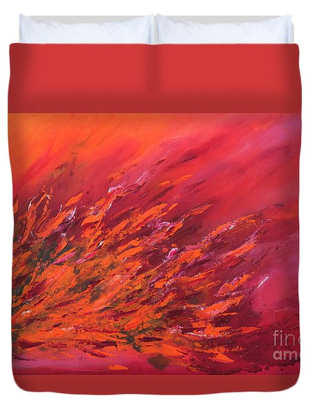 Cheerful Duvet Cover