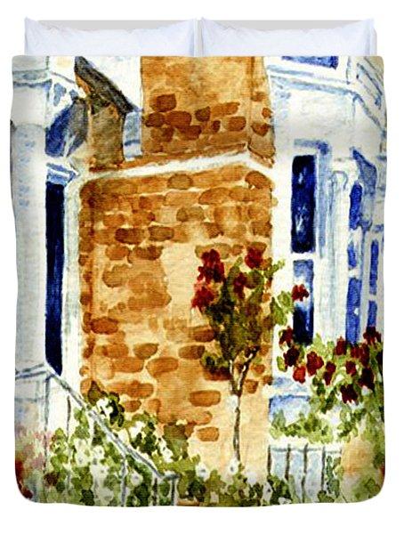 Chelsea Row Duvet Cover