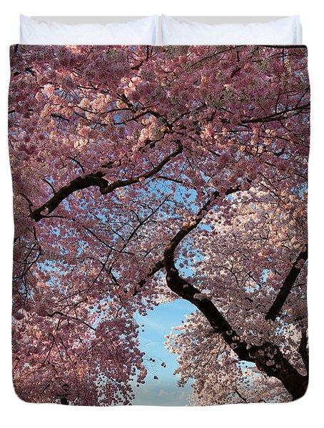 Cherry Blossoms 2013 - 024 Duvet Cover