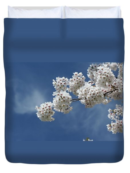 Cherry Tree Duvet Cover