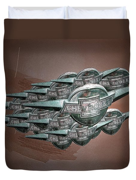 Chevrolet Duvet Cover