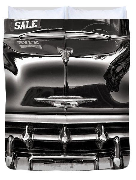 Chevy For Sale Duvet Cover