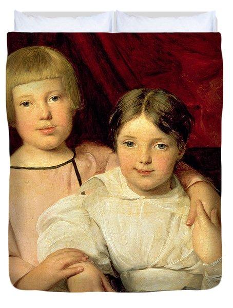 Children Duvet Cover