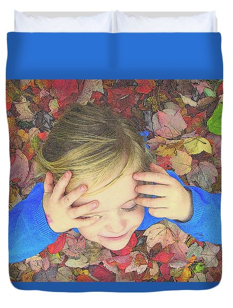 Child's Play Duvet Cover