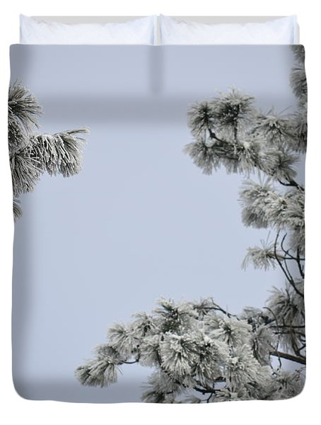 Chill Tree Duvet Cover