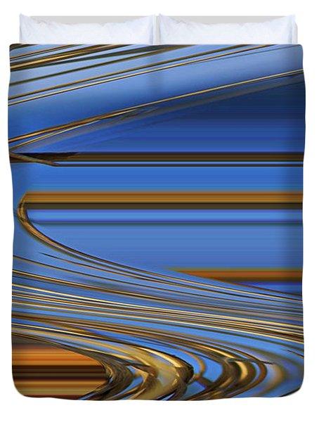 Chocolate Duvet Cover by Carol Lynch