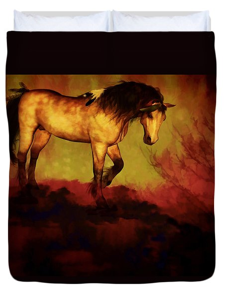 Choctaw Ridge Duvet Cover