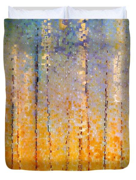 Christian Art- Everyone Who Calls. Romans 10 13 Duvet Cover