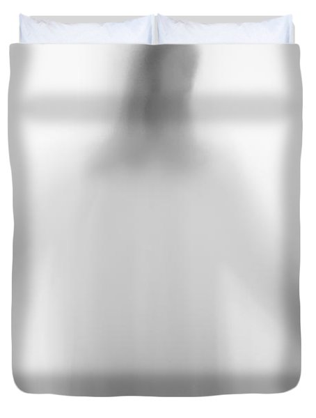 Christian Duvet Cover by Margie Hurwich