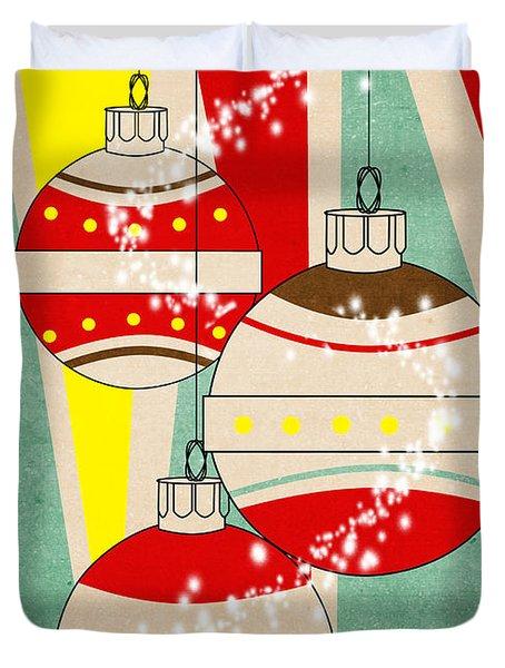 Christmas Card 6 Duvet Cover