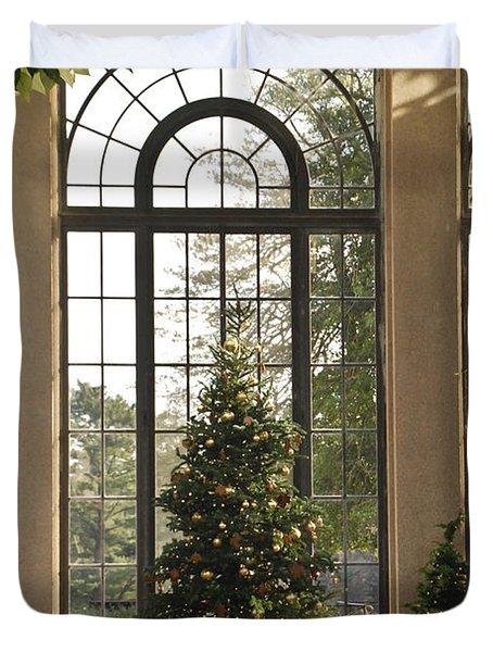 Christmas Memories Duvet Cover