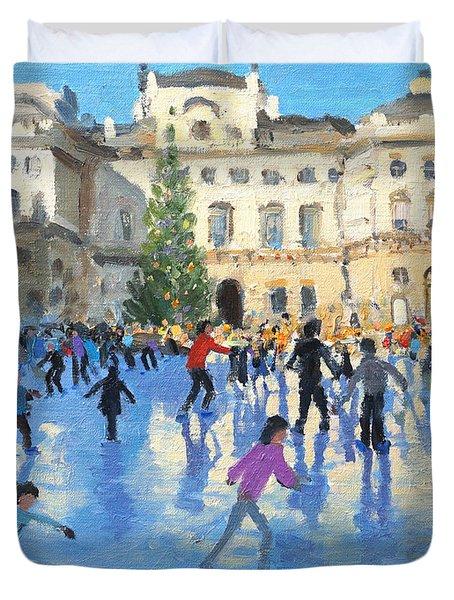Christmas Somerset House Duvet Cover