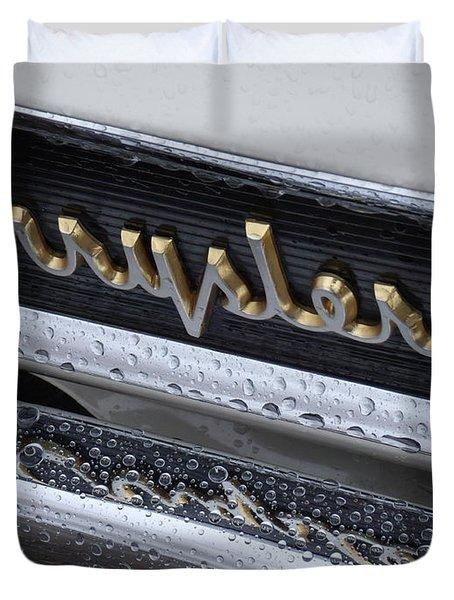 Chrysler Duvet Cover