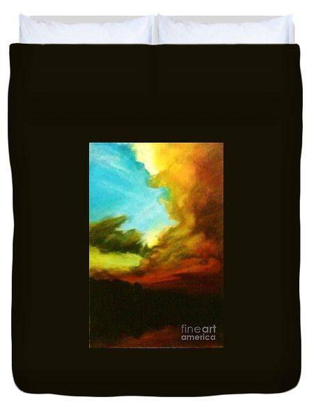 Chuluota Sunset 2 Duvet Cover