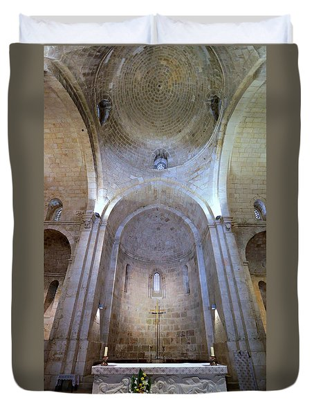 Church Of St. Anne Duvet Cover by Stephen Stookey