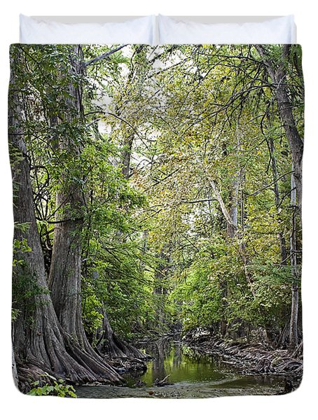 Cibolo Creek - 2 Duvet Cover