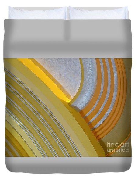 Cincinnati Ceiling Duvet Cover