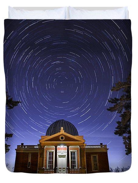 Cincinnati Observatory Duvet Cover