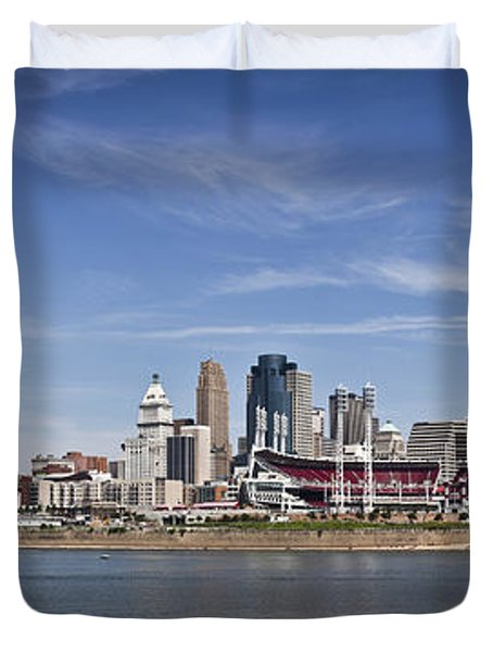 Cincinnati Duvet Cover