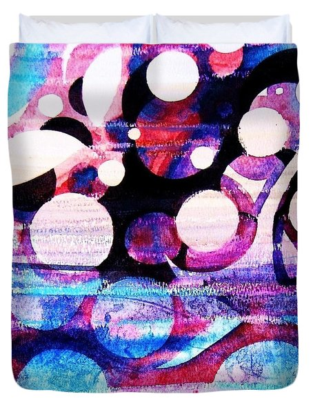 Circles Duvet Cover