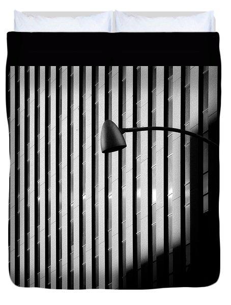 City Lamp Duvet Cover