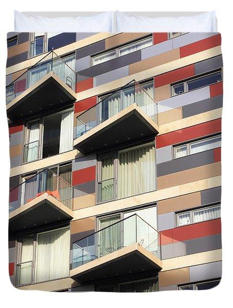 City Living Duvet Cover