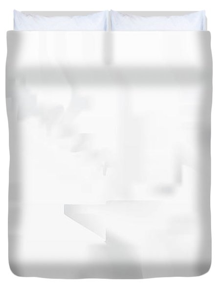 City Stair Duvet Cover