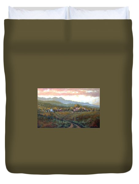 Clark County Farm Duvet Cover