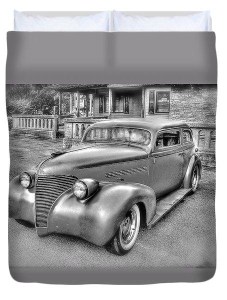 Classic Auto Duvet Cover