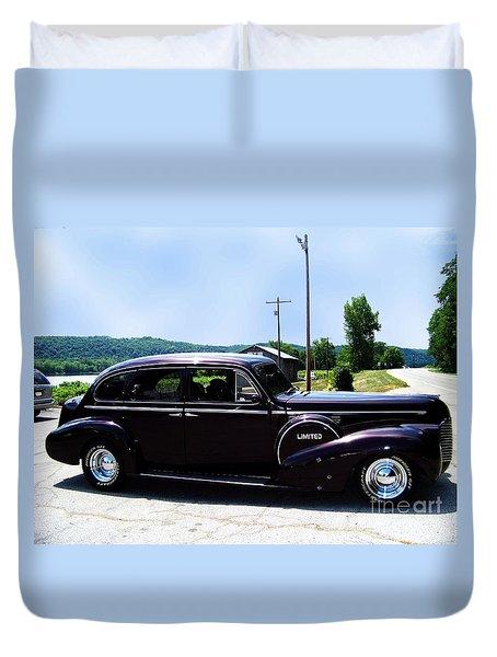 Classy Buick Duvet Cover