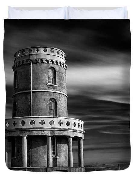 Clavell Tower Duvet Cover