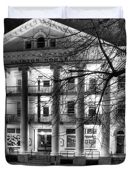 Clinton House Ithaca Duvet Cover