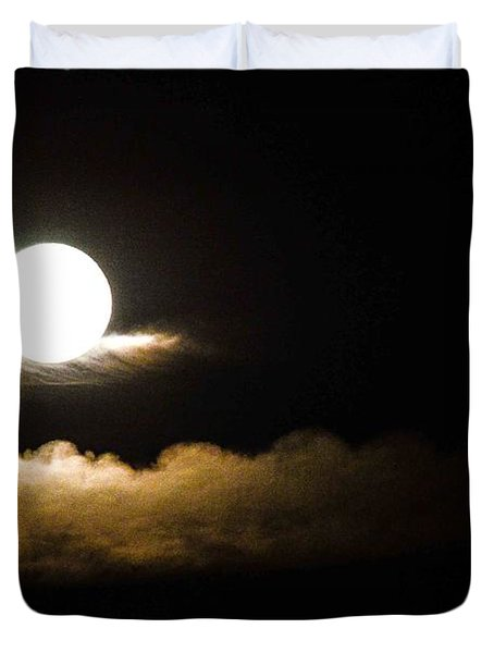 Cloud Cradle  Duvet Cover