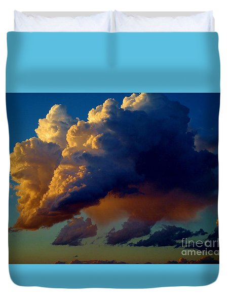 Cloud Family Duvet Cover