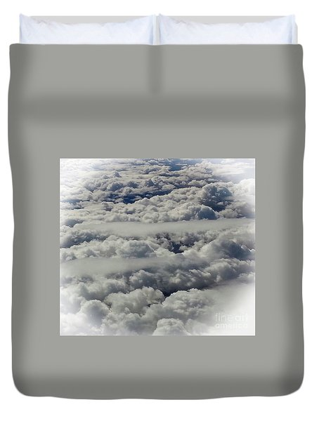 Cloud Heaven Duvet Cover