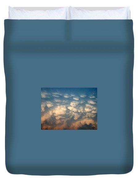 Cloud Texture Duvet Cover