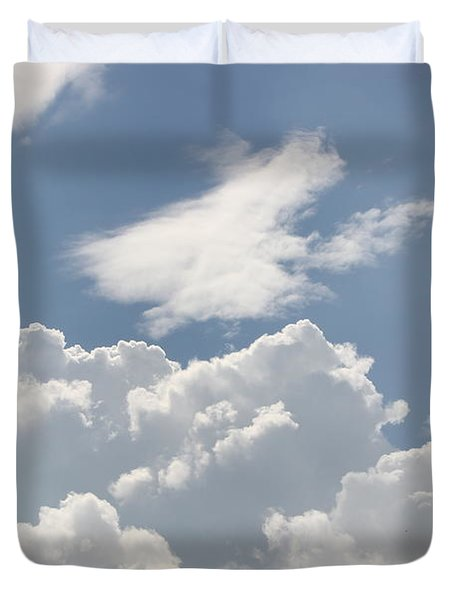 Clouds 2 Duvet Cover