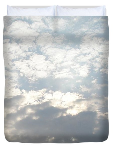 Clouds One Duvet Cover
