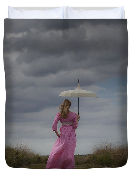 Cloudy Duvet Cover