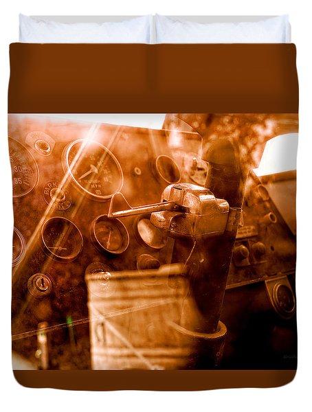 Cluster Duvet Cover