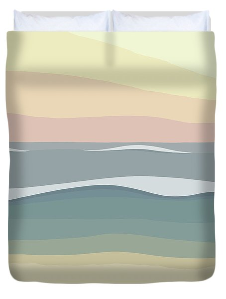 Coast Duvet Cover