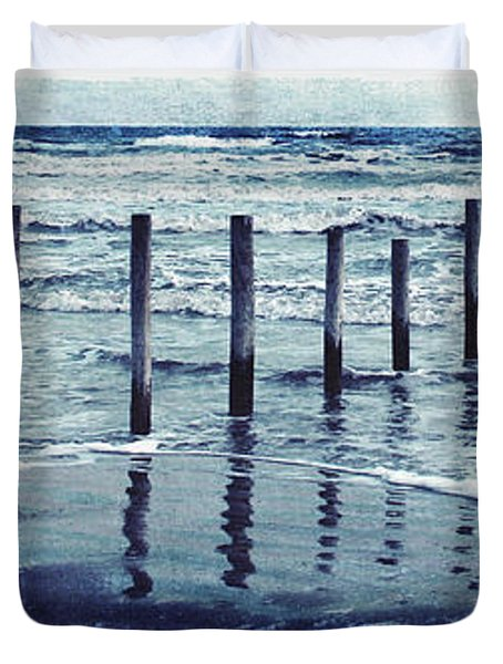 Coast  Duvet Cover by Svetlana Novikova