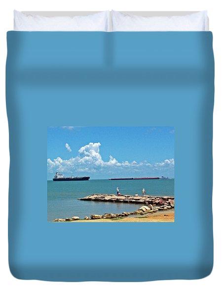 Coastal Living Duvet Cover