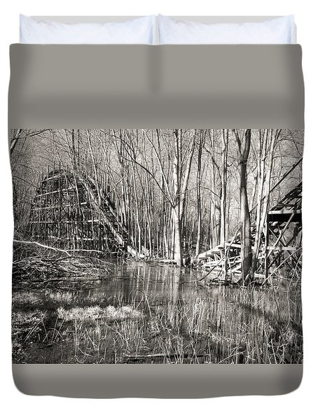 Coaster Reflections Duvet Cover