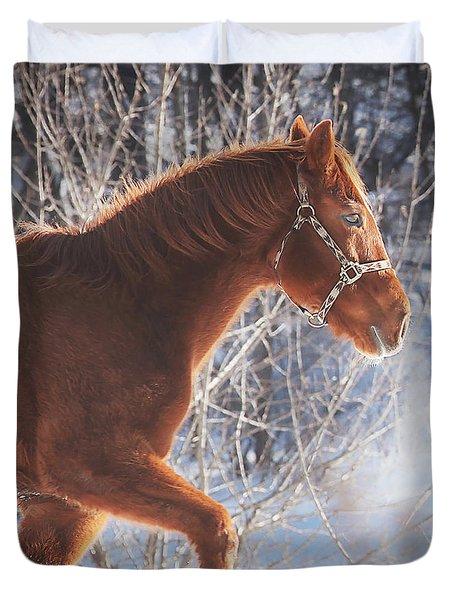 Cold Duvet Cover