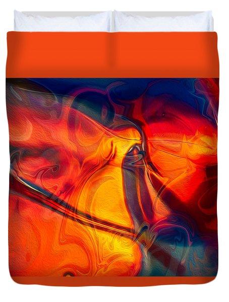 Color Conception Duvet Cover
