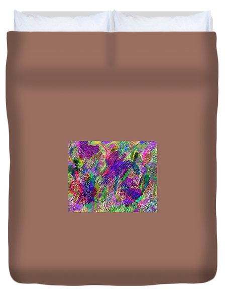 Color Dream Play Duvet Cover