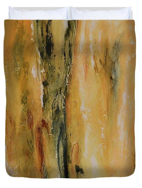 Color Harmony 09 Duvet Cover by Emerico Imre Toth