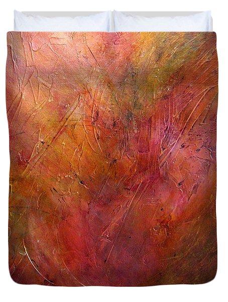 Color Shifts Duvet Cover