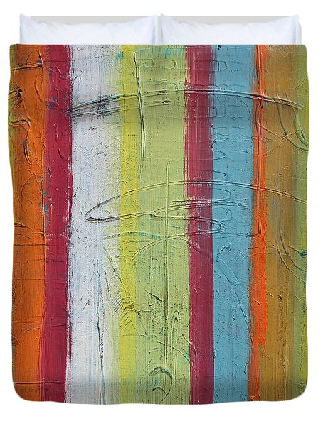 Colorful Stripes-jp2504 Duvet Cover